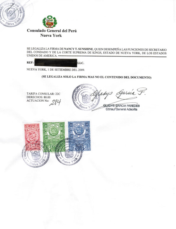 Brands-Legalization Portfolio | Notary & Apostille Service, Inc.