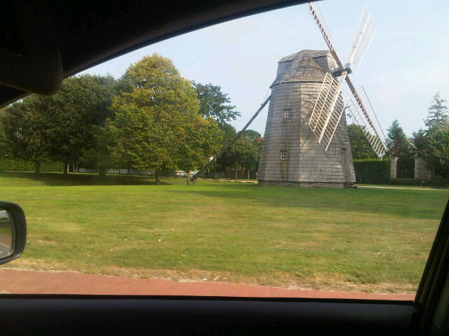 Is a Notary Public like a windmill?